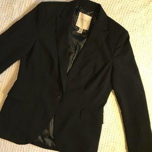 Forever 21 Black Single Button Blazer